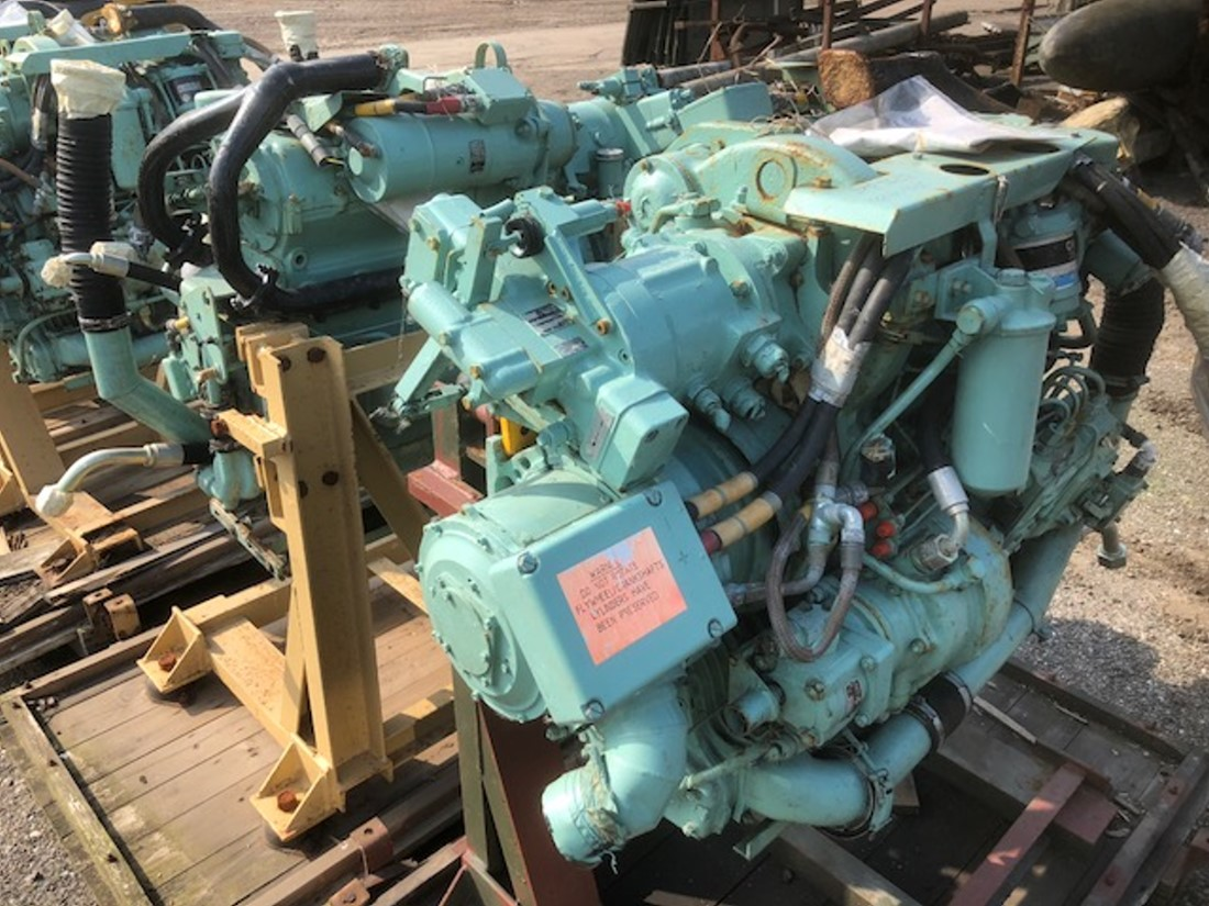 Coventry Climax H30   engine