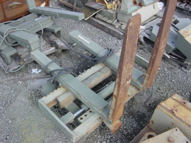 Volvo fork lift attachments for sale