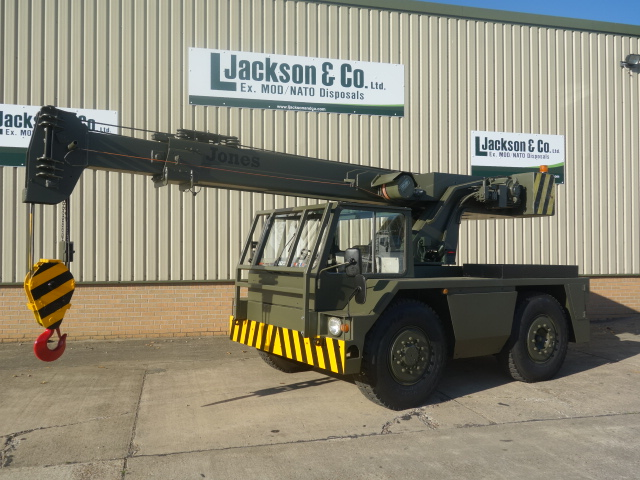 WAS SOLD Jones IF8M Crane