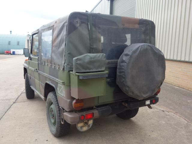 Mercedes Benz 250 G Wagon   4x4 for sale