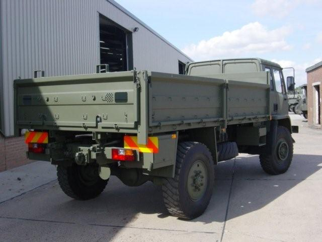 leyland daf 4x4 drop side cargo truck for sale. Black Bedroom Furniture Sets. Home Design Ideas