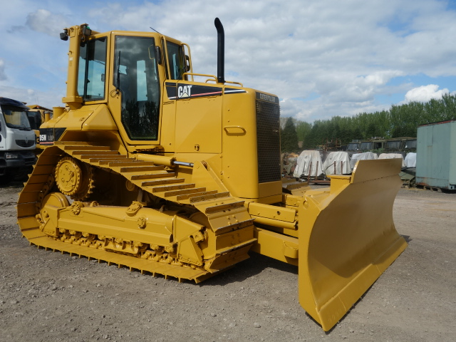 WAS SOLD Caterpillar D5N LGP Dozer