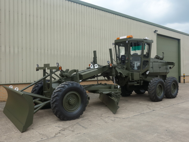 Aveling Barford ASG 113 6x6 Grader for sale | military vehicles