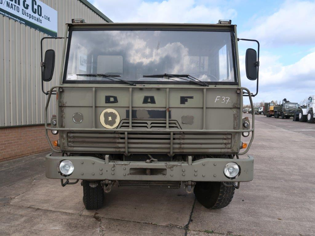 DAF YA4440 4x4 Cargo Trucks With Canopy |  EX.MOD direct sales