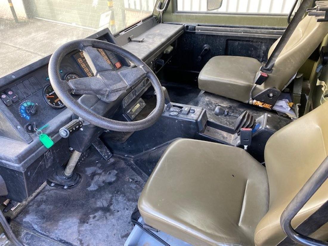 Mowag Duro II 6x6 cargo crane  truck  military for sale