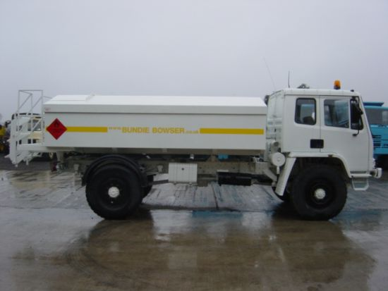 Leyland DAF Military 4x4 Bunded Tanker Truck | used military vehicles, MOD surplus for sale