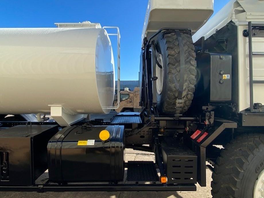 MAN 18.330 4x4 RHD Tanker Truck | used military vehicles, MOD surplus for sale
