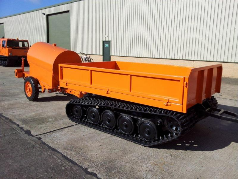 Hagglunds Bv206 Trailer |  EX.MOD direct sales