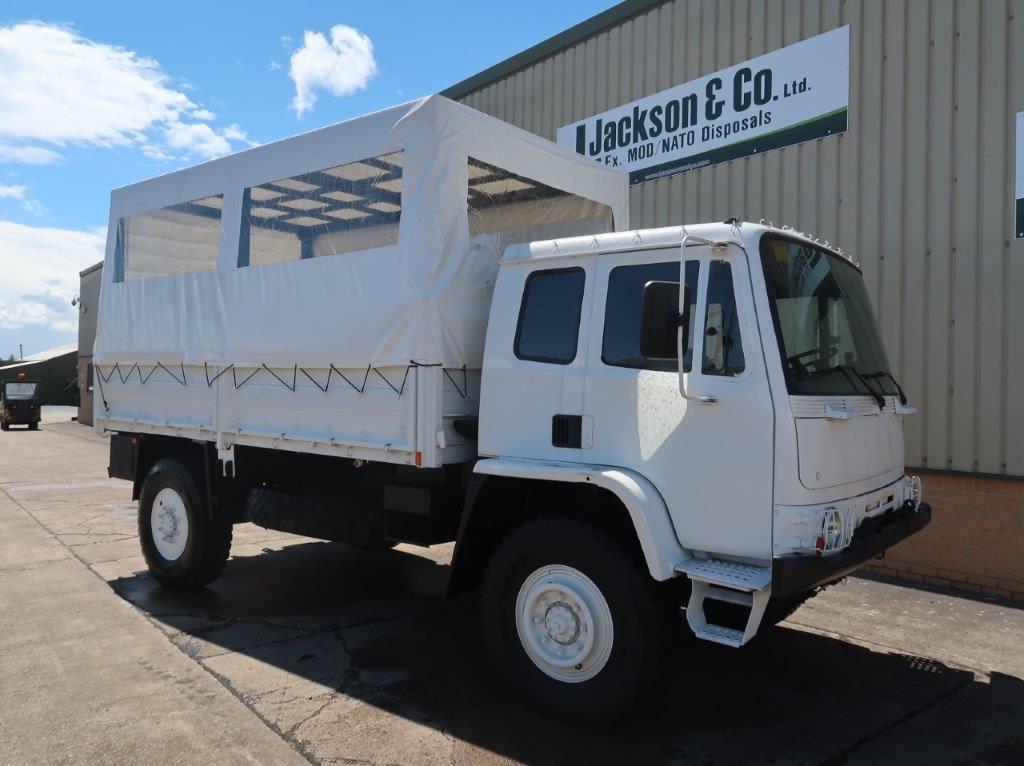 Leyland Daf 45.150 Personnel Carrier Truck for sale