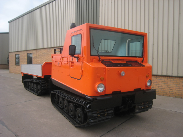 Hagglund BV206 Pick Ups   Cargo for sale | military vehicles