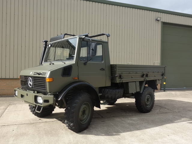 Mercedes Unimog U1300L Cargo Trucks with A/c  for sale