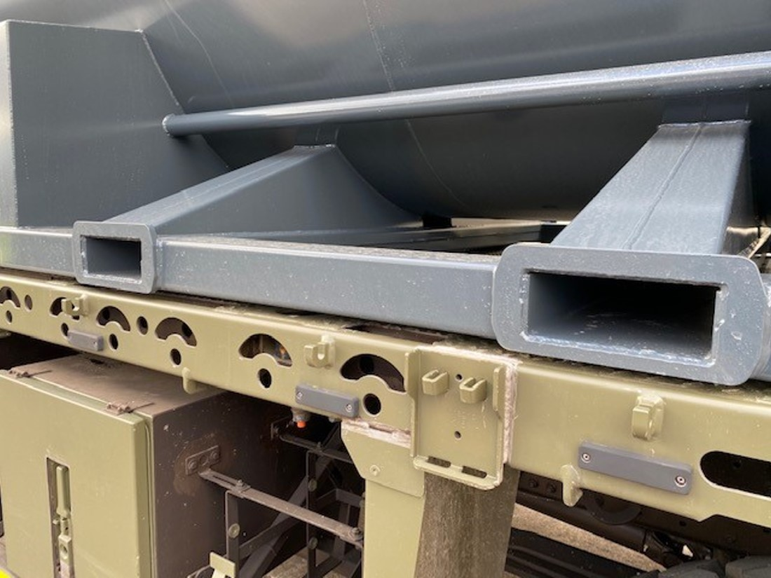 Unused MAN 4x4 7500 Litre Bunded Fuel Tanker  military for sale