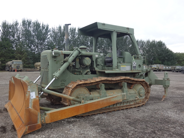 Caterpillar D7G dozer | used military vehicles for sale