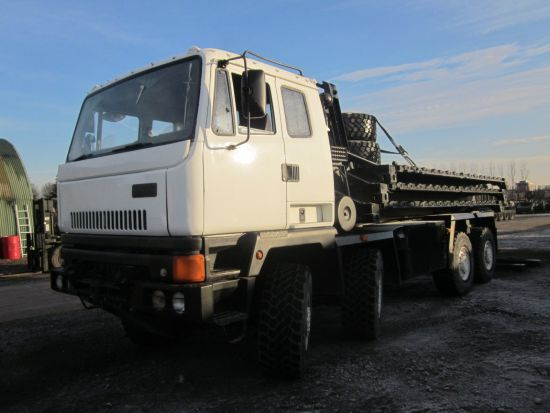 Leyland Daf   8x6  multilift drops system   used military vehicles, MOD surplus for sale