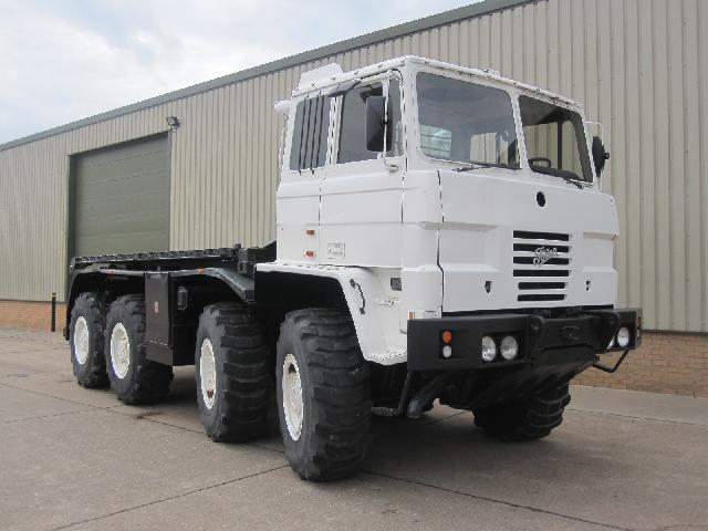 Foden 8x6 IMMLC container carrier for sale