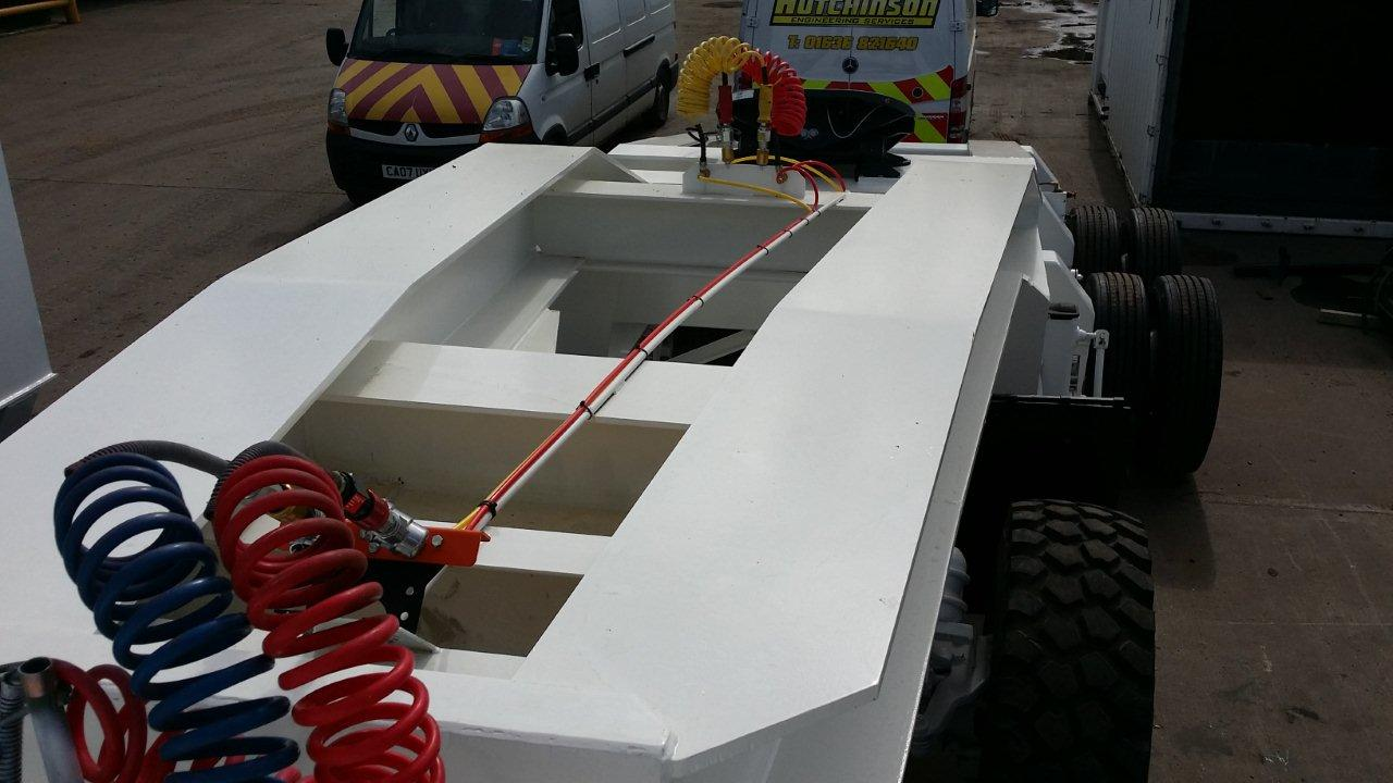 Jeep Dolly trailer for sale