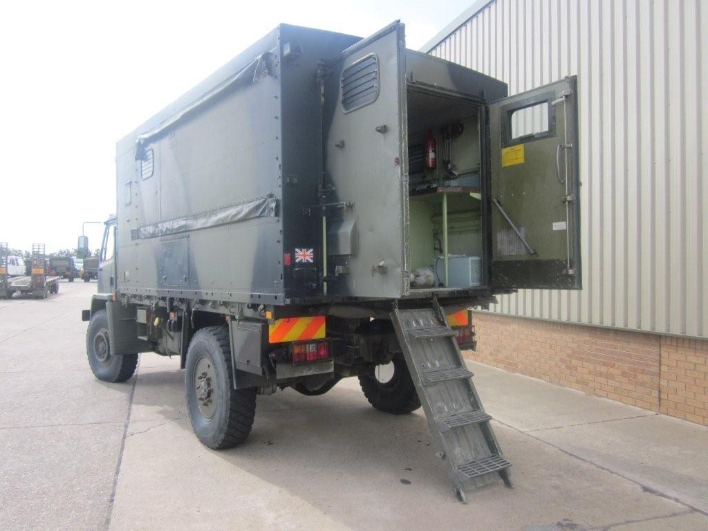 Leyland Daf 4x4 workshop truck  for sale