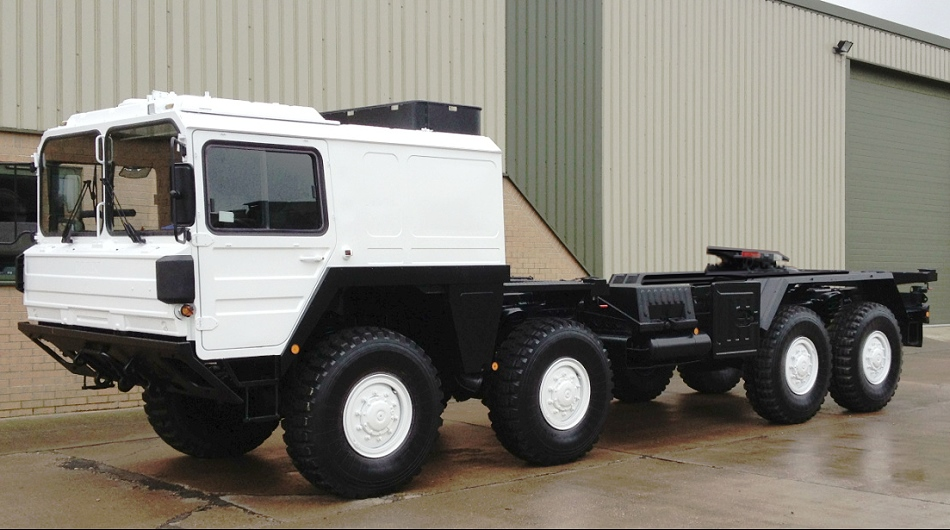 MAN CAT A1 Military  8x8 Tractor units for sale | military vehicles