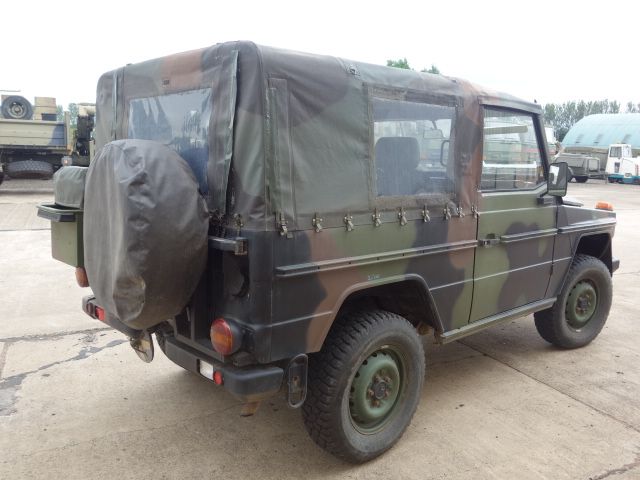 Mercedes Benz GD Wolf X For Sale In Angola Kenya Nigeria - Mercedes benz military sales