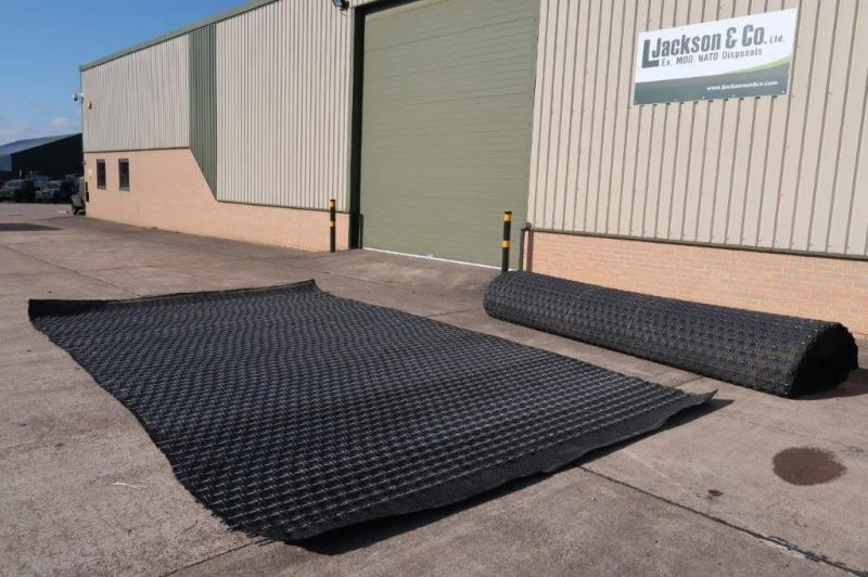 WAS SOLD RVM Trackway Matting