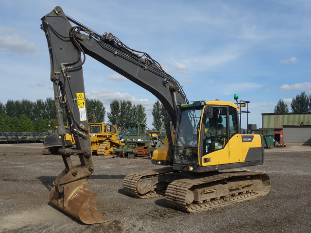 Volvo EC140 DL Excavator | used military vehicles for sale