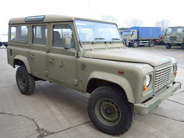 Land Rover Defender 110 RHD Station Wagon for sale