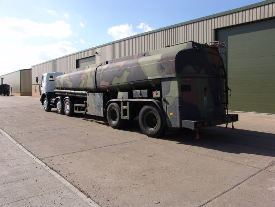 Aurepa 30,000ltr Tanker trailers Ex military vehicles for sale, Mod Sales, M.A.N military trucks 4x4, 6x6, 8x