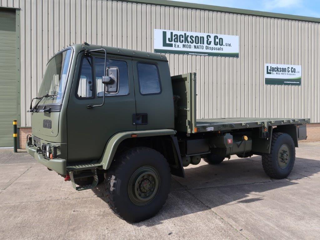 Leyland DAF 4X4 Truck Flat Bed Cargo trucks for sale