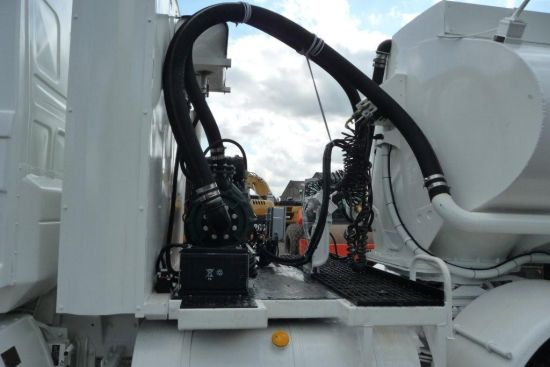 Foden 4380 MWAD 8x6 Watering Dust Suppression  Truck with Spray Bar  military for sale
