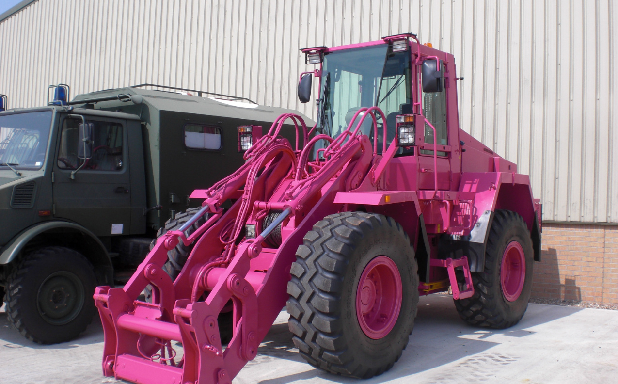 Case 721 CXT wheeled loader