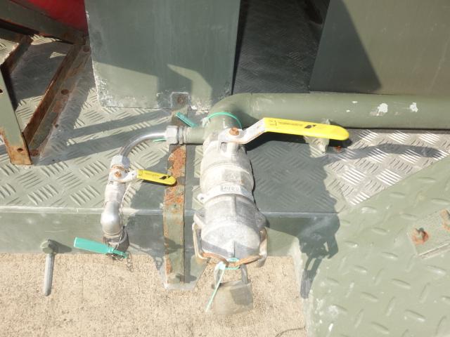 Ex Military Fluid Transfer 1000 Litre Tanker Trailer for sale