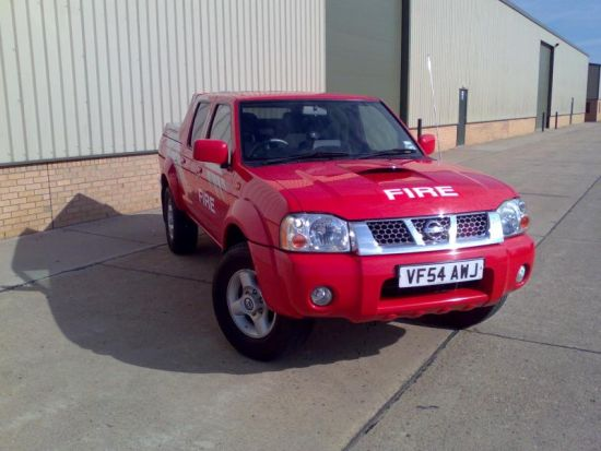 WAS SOLD Nissan 	Navara RIV 4x4 Appliance