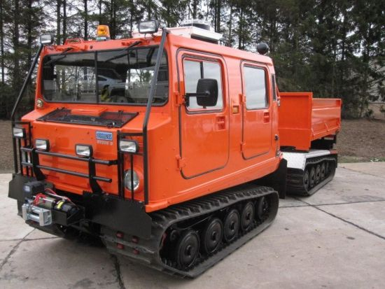 Hagglund BV206 dumper multilift | used military vehicles, MOD surplus for sale