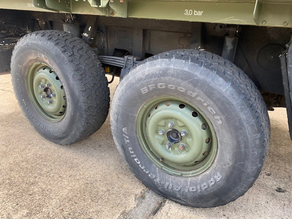 Pinzgauer 718 6x6 Support Vehicle   used military vehicles, MOD surplus for sale