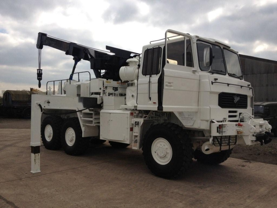 Foden 6x6 recovery truck for sale | military vehicles
