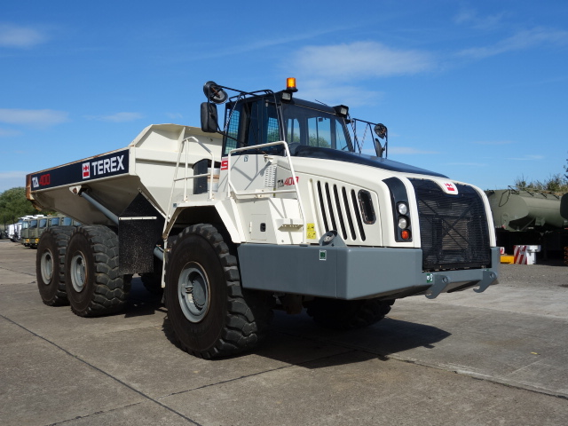 Terex TA400 dump truck Ex military vehicles for sale, Mod Sales, M.A.N military trucks 4x4, 6x6, 8x