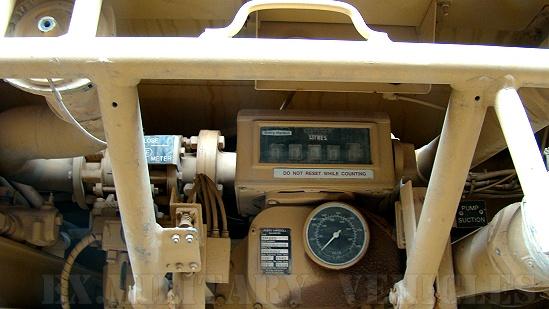 Foden 4380 MWAD 8x6 Multidrive Tanker truck 20000 Lt. for sale