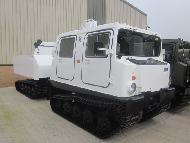 Hagglund BV206  for a drilling rig (Amphibious) | Military Land Rovers 90, 110,130, Range Rovers, Mercedes for Sale