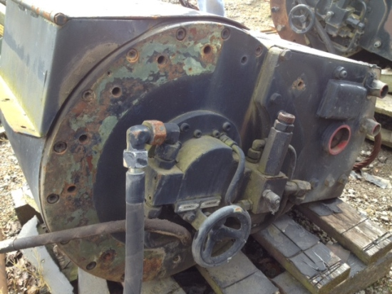 SOLD Hydraulic Winch HY V10 HW | used military vehicles, MOD surplus for sale