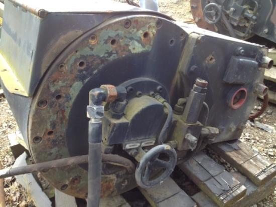 WAS SOLD Hydraulic Winch HY V10 HW