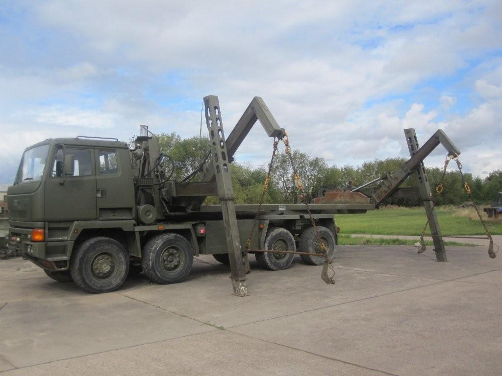 Ekalift handling system | used military vehicles, MOD surplus for sale