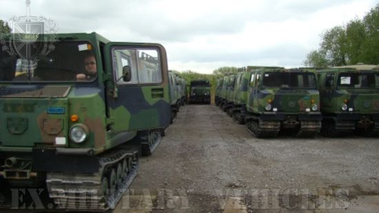 Hagglunds BV206 Personnel Carrier (New Turbo Diesel ) | used military vehicles, MOD surplus for sale