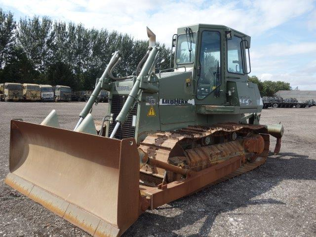 Liebherr PR722 BL  Bulldozer for sale | military vehicles