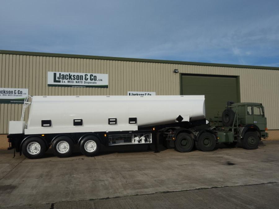 Thompson 32,000 Litre Fuel Tanker Trailer  for sale