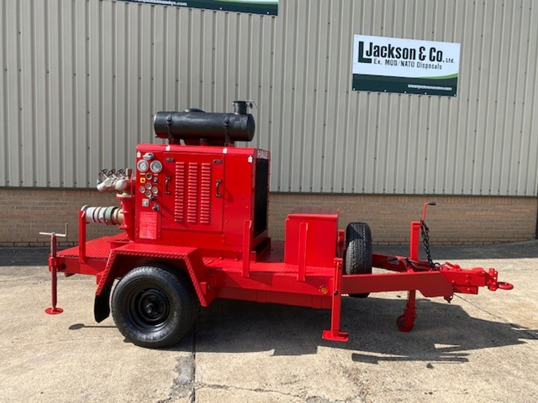 "Hale 6"" Fire Pump for sale"