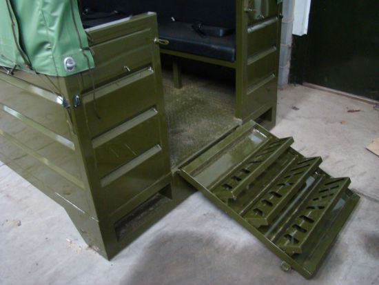Hagglunds BV206 Shoot Vehicle | used military vehicles, MOD surplus for sale