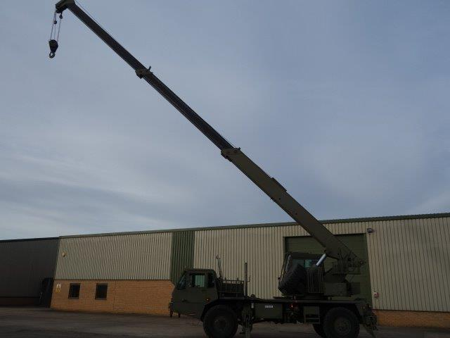 Grove 315M 4x4 All Terrain 18 Ton Crane | used military vehicles, MOD surplus for sale