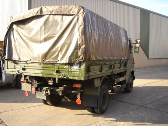 Mercedes Benz 508D Light cargo truck | used military vehicles, MOD surplus for sale