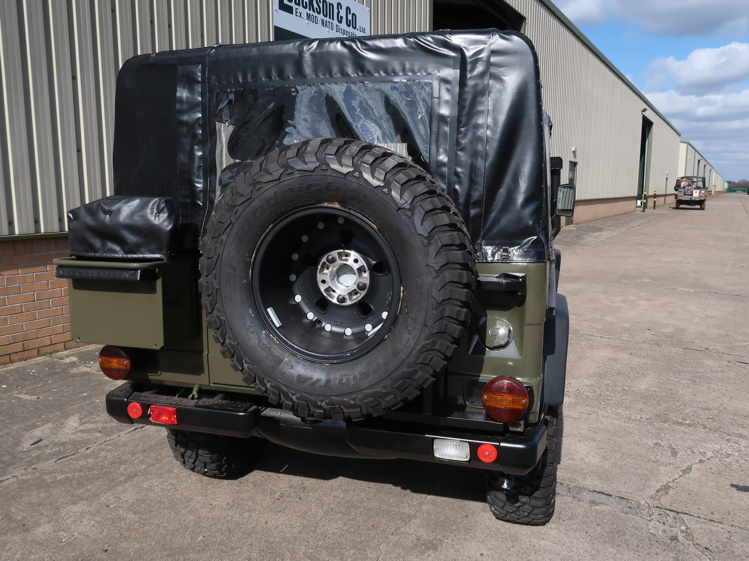 Mercedes G Wagon 250 4X4 | used military vehicles, MOD surplus for sale