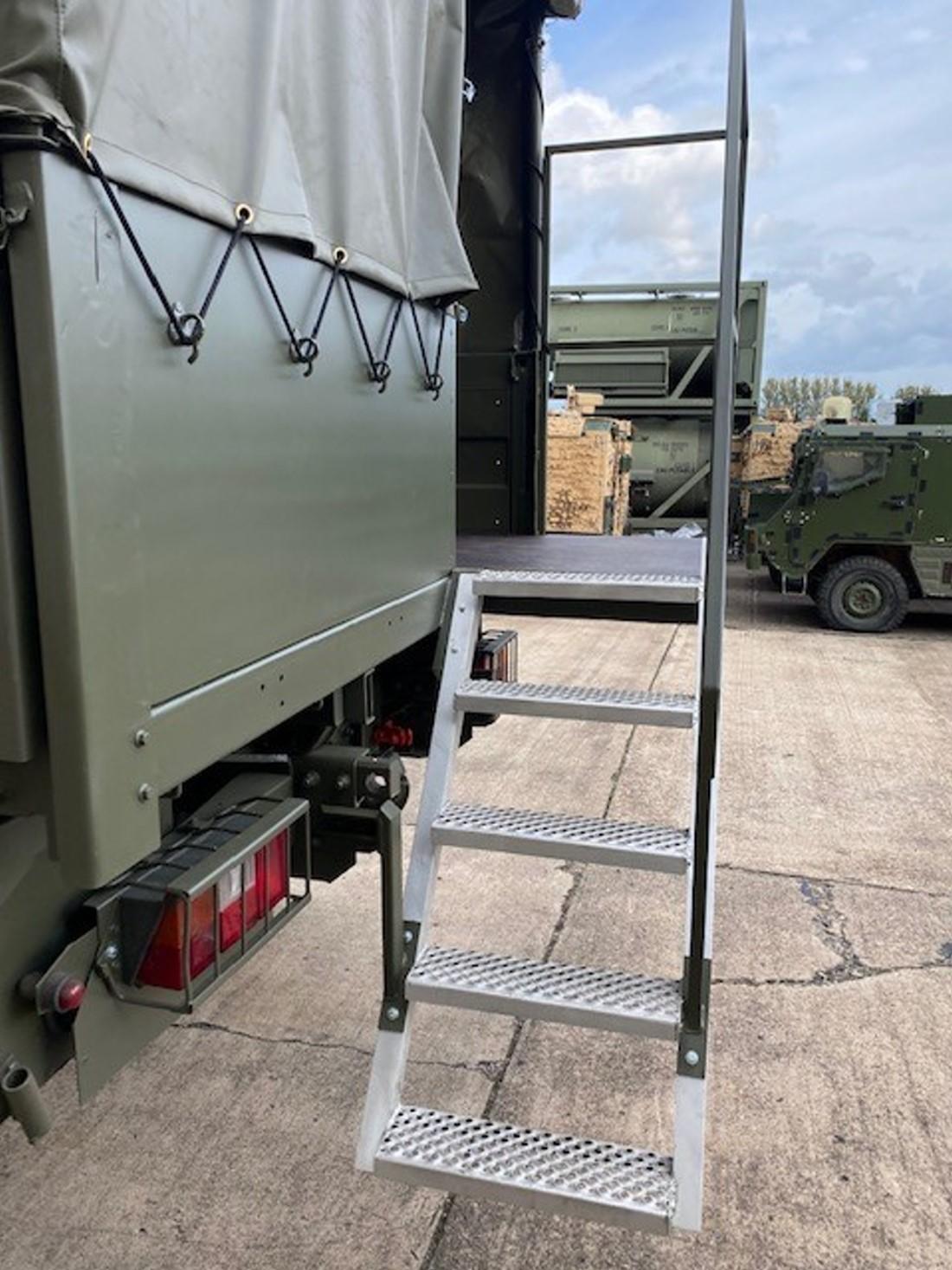 Leyland Daf 45.150 4x4 Shoot Vehicle Gun Bus   used military vehicles, MOD surplus for sale